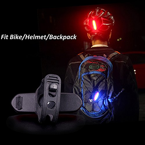 2f8606b864d FREEMASTER USB Bike Lights Rechargeable LED Waterproof Cycling ...
