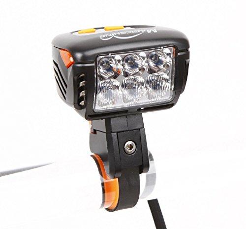 Magicshine Light Battery: Rechargeable LED Front Light, 2400